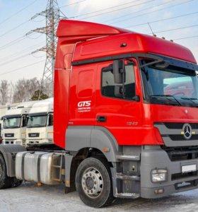 Седельный тягач Mercedes-Benz Axor 1843 LS 2014 г