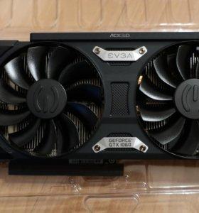 Видеокарта Evga GeForce GTX 1060 SSC gaming 6GB