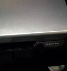Принтер HP D 4263