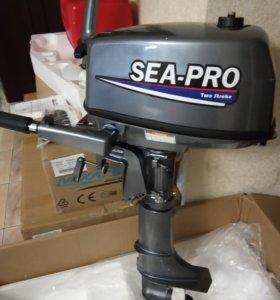 Лодочный мотор Sea-pro T5