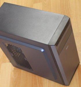 GTX 1060 8 GB ОЗУ 4 ядра 3,3 GHz SSD 120GB +300HDD
