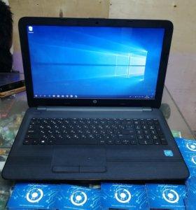 Ноутбук HP 15-ay503ur офисный. Гарантия, Доставка