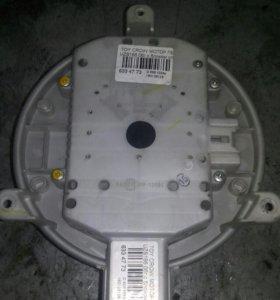 Мотор печки Toyota тойота