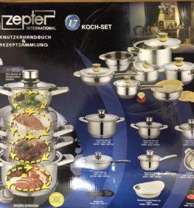 Продам набор кастрюль Zepter