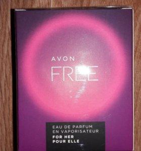 Туалетная вода Avon Free