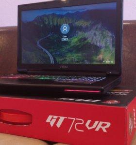 MSI GT72 VR (GTX1070 8gb)