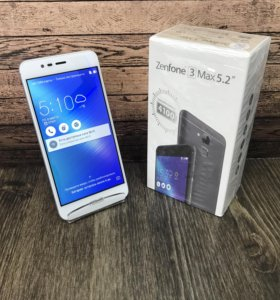 """Asus Zenfone 3 Max 5.2"""" 32gb Новый"""
