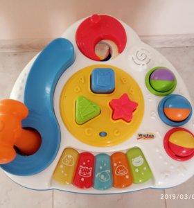 Игровой музыкальный столик