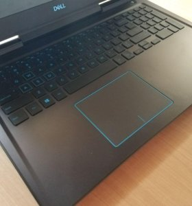 Ноутбук Dell G7 i7-8750h GTX 1060 6GB 16GB озу