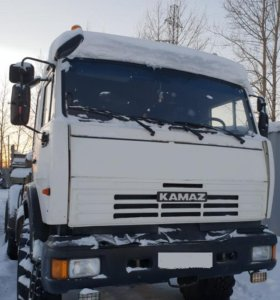 КАМАЗ 43118 с КМУ ИФ-300