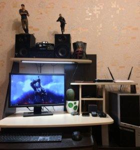 Игровой PC i3-4330 3.50GHz,озу 4Gb,GTX 650 Ti 2Gb
