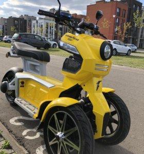 Скутер электрический ITANK 1500w Новый