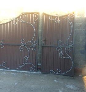 Продам ворота