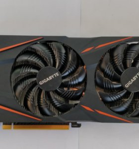 Gigabyte GeForce GTX 1060 G1 gaming 6 Gb