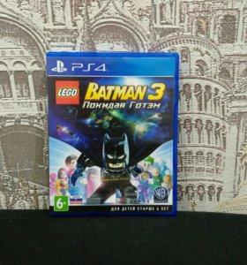 BATMAN 3 Покидая Готэм