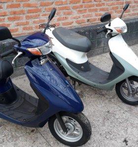 японские скутера без пробега