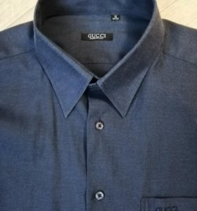 Рубашка Gucci оригинал р. 44
