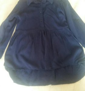 9e931138d2a Детские блузы и рубашки для девочек — купить блузы и рубашки для ...
