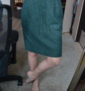 Теплая юбка KENZO