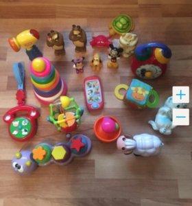 Игрушки детские от 0 до 3 лет