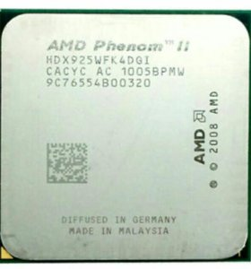AMD Phenom II x4 925 sAM3