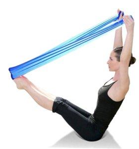 Резинки для фитнеса набор 5 резинок (эспандеров)