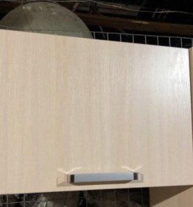 Новый Кухонный навесной шкаф под вытяжку. Доставка