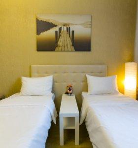 Квартира, 2 комнаты, 6.1 м²