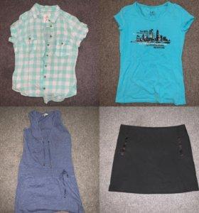 Пакет одежды женская мужская