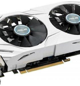 ASUS Geforse GTX 1060 6GB Обменяю