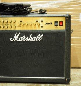 Гитарный комбик Marshall JVM215C