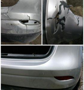Ремонт бамперов и автопластмассы