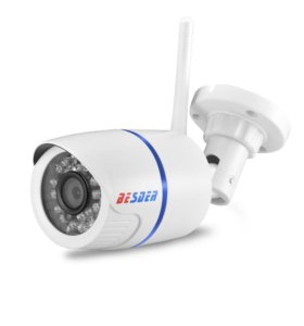 Уличная Wi-Fi, ip камера onvif 720p Besder