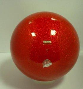 Мяч Sasaki красный для художественной гимнастики