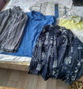 Рубашка мужская(все за 400р)