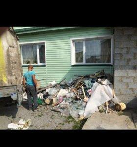 Вывоз строительного дачного мусора.хлама