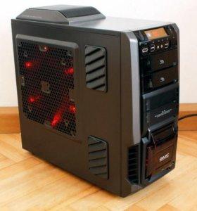 Пк для Игр Xeon X5660/ 16Gb/SSD+HDD/GTX 980 4Gb