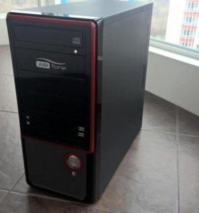 Пк для Игр Xeon X5660/ 16Gb/SSD+HDD/GTX 1030 2Gb
