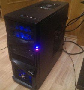 Пк для Игр Xeon X5660/ 16Gb/SSD+HDD/GTX 1060 3Gb