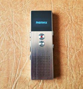 Надежный цифровой диктофон + mp3 плеер Remax RP1