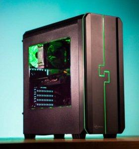 Пк для Игр i5-4460/ 8Gb/ 500Gb HDD/ GTX 1060 6Gb