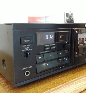 Топ кассетная дека Sony TC-K 555 ESX