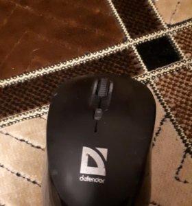 Мышь Defender Dacota MS-155 Nano Black-Red USB