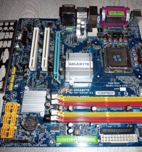 Материнская плата s-775 на DDR2