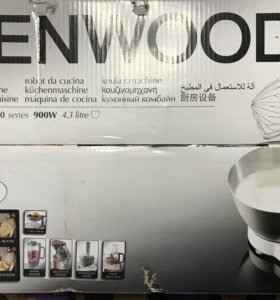 Кухонный комбайн Kenwood Km240 Km280 series белый