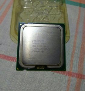 Процессор Core 2 Duo 4300, 1.80Ghz