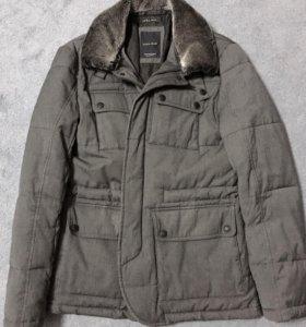 Куртка мужская ZARA демисезонная