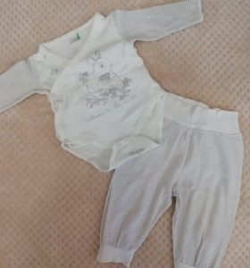 Комплект костюм боди штаны
