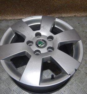 Диск колесный литой, Диски-R15 5Х112