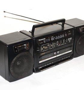 Магнитола Panasonic RX-CT810 (ремонт)